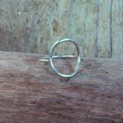 pebble rings ring