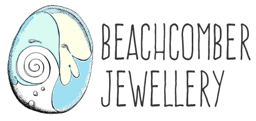 Ethical handmade recycled silver and gold wedding rings, sea glass jewellery, and jewellery inspired by the beach made in Ceredigion